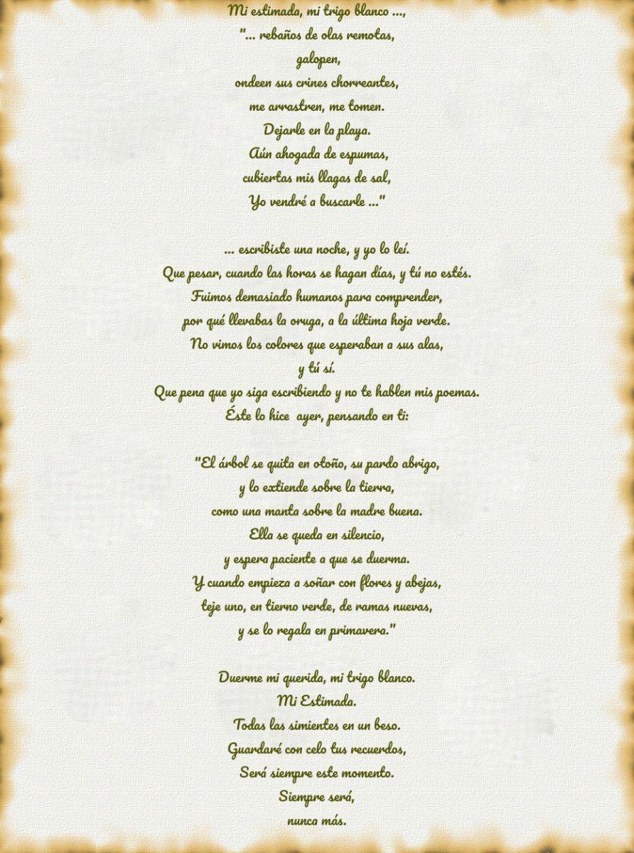 Historia En Versos Prosa Con Música De Fondo Club De