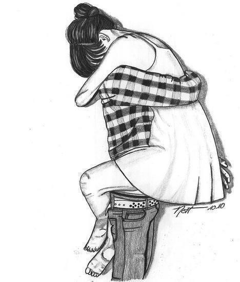 Tumblr Pareja Dibujos Www Increiblefotos Com