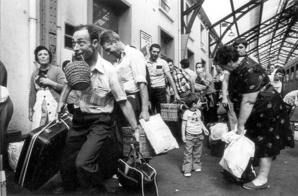 La historia de la Inmigración española